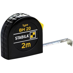 Stabila BM20 16444 Maßband 2m
