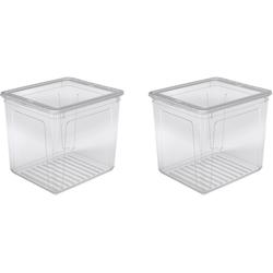 keeeper Aufbewahrungsbox bea (Set, 2 Stück, 2)