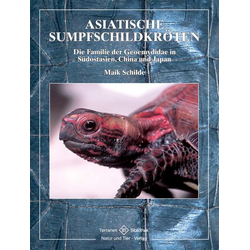 Asiatische Sumpfschildkröte als Buch von Maik Schilde