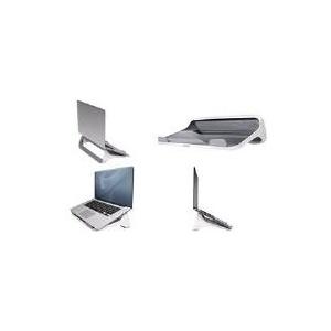 """Fellowes I-Spire Series Laptop Lift - Notebook-Ständer - 43,2 cm (17"""") - weiß (9311202)"""