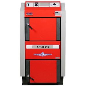 ATMOS GS15 Scheitholzvergaser Holzvergaserkessel | 15 kW