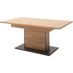 Woodford Säulentisch ausziehbar  Sania ¦ holzfarben ¦ Maße (cm): B: 100 H: 77 » Möbel Kraft