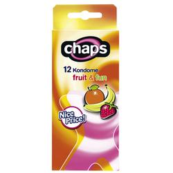 MedDevice chaps fruit & fun (12 Kondome)