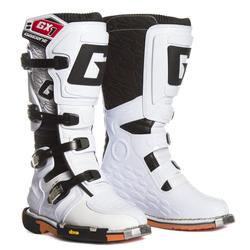 Gaerne Motocross-Stiefel GX-1 Supermotard Weiß