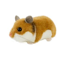 Kösen Kuscheltier (Goldhamster 17 cm Plüschhamster Stoffhamster, Plüschtiere, Stofftiere, Feldhamster, Hamsterbaby, Babyhamster, Spielzeug)