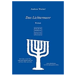 Das Lichtermeer. Andreas Weckel  - Buch
