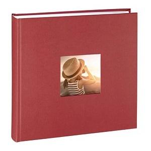 hama Fotoalbum Fine Art neutral 30,0 x 30,0 cm, 100 weiße Seiten