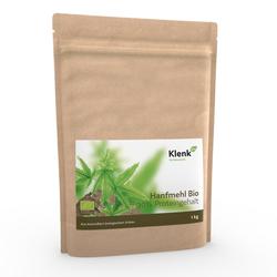 HANFMEHL Bio 30% Proteingehalt 1000 g