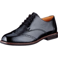 CAPRICE Damen 9-9-23200-25 Oxford, Black Naplak, 40