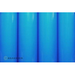 Oracover 25-051-010 Klebefolie Orastick (L x B) 10m x 60cm Blau (fluoreszierend)