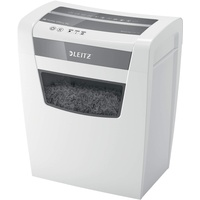 Leitz IQ Home Office P4 10 Blatt Kapazität, 23L Abfallbehälter, weiß