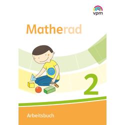 Matherad 2. Arbeitsbuch Klasse 2: Buch von