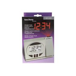 AccuCell Kinderwecker Funkwecker WT 590 mit Projektion der Uhrzeit z.B.