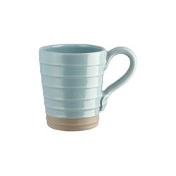 Basispreis* Tasse ¦ blau ¦ Steinzeug ¦ Maße (cm): B: 13,2 H: 9 T: 10,5
