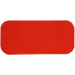 MSV Wanneneinlage CLASS PREMIUM, B: 97 cm, L: 36 cm, rutschfest, BxH: 97 x 36 cm rot