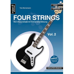 WWW.FOUR-STRINGS.DE Vol. 2 als Buch von Tom Bornemann