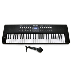 Clifton Keyboard 54 Tasten, ideal für Einsteiger