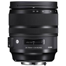 Sigma 24-70mm F2,8 DG OS HSM (A) Nikon F