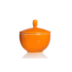 Ritzenhoff & Breker / Flirt Zuckerdose Doppio in orange