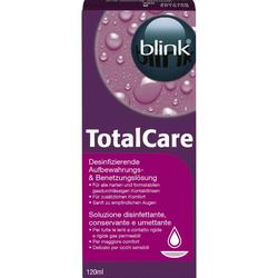 BLINK TotalCare Aufbewahrungs- & Benetzungslösung 120 ml