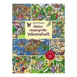 Meine riesengroße Wimmelwelt - Buch