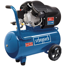 Scheppach Kompressor HC52DC, 2200 W, max. 8 bar, 50 l