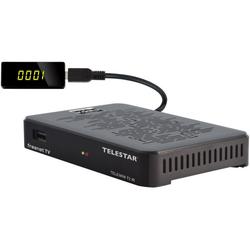 TELESTAR TELESTAR TELEMINI T2 IR DVB-T2 Receiver (H.265/HEV DVB-T2 HD Receiver