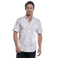 Cooles Hemd mit Comfort-Stretch-Anteil Engbers Mandarinorange