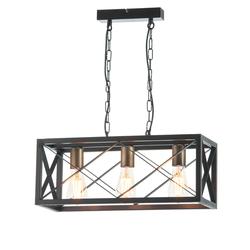 Lampa wisząca Bloxer x3 kratka