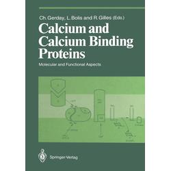 Calcium and Calcium Binding Proteins: eBook von