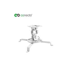 conecto conecto CC50280 Deckenhalterung für Beamer, neigba Beamer-Deckenhalterung