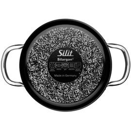 Silit Passion Fleischtopf 16 cm schwarz