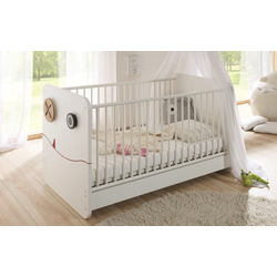 NOW by Hülsta Minimo Babybett 70x140 cm 55883 55886