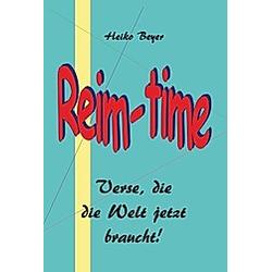 Reim-time. Heiko Beyer  - Buch