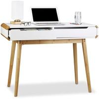 Relaxdays Schreibtisch Egbert