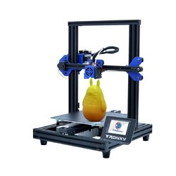 Zebraa - TRONXY XY-2 PRO Kit Imprimante 3D bricolage Prusa I3 DIY v-slot Format 255 X 255 X
