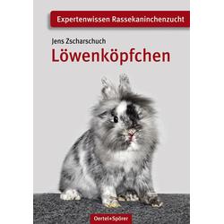 Löwenköpfchen als Buch von Jens Zscharschuch