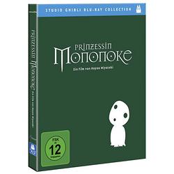 BLU-RAY Prinzessin Mononoke Hörbuch