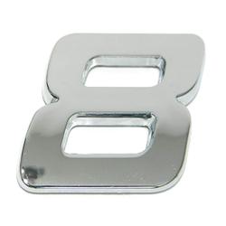 3D-CAR Logo Zahl