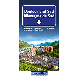 Germany South; Germania del Sud - Buch