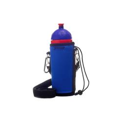 ISYbe Isolierflasche ISYbe Thermohülle blau für Flaschen 0,5 & 0,7 l
