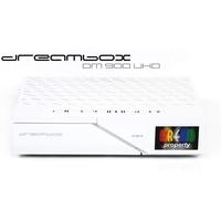 DreamBox DM900 UHD 4K Twin weiß