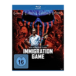 Immigration Game - DVD  Filme