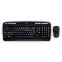 MK330 Wireless Combo Keyboard HU schwarz (Set) (920-003993)