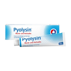 PYOLYSIN Wund- und Heilsalbe 50 g