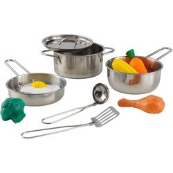 KidKraft® Kinder-Küchenset Luxus Kochset, (11-tlg)