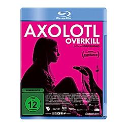 Axolotl Overkill - DVD  Filme
