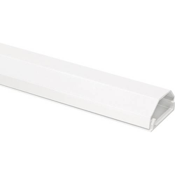 My Wall HZ4-1,1WL Kabelkanal Kabelhalterung (L x B x H) 110 x 5 x 1.8cm 1 St. Weiß