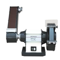 Optimum OPTIgrind GU 20S (400V) - Universalschleifmaschine mit Schleifaufsatz