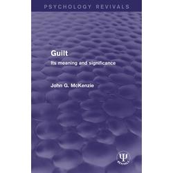Guilt: eBook von John G. McKenzie